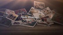 پروژه افترافکت اسلایدشو عکس Dramatic Photo Gallery