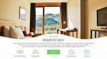 پروژه افترافکت تیزر تبلیغاتی هتل Hotel Promo