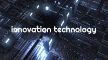 پروژه افترافکت افتتاحیه تکنولوژی Innovation Technology