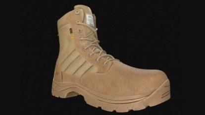 مدل سه بعدی کفش نظامی Military Boots