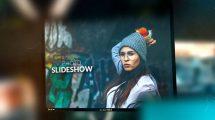 پروژه افترافکت اسلایدشو عکس Photo Slideshow
