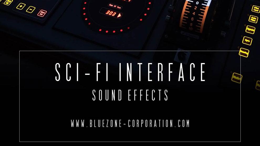 مجموعه افکت های صوتی رابط کاربری پیشرفته Sci-Fi Interface Sound Effects