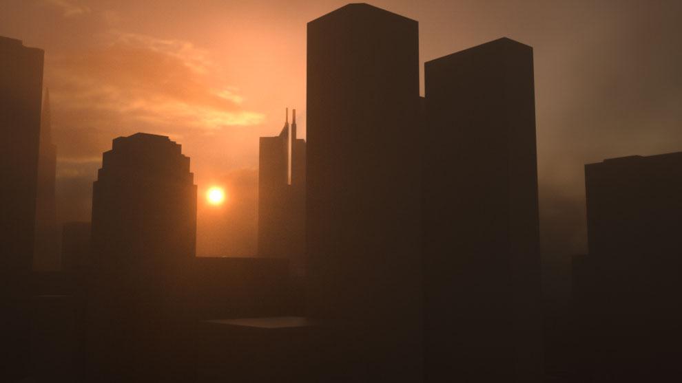 آموزش ساخت افکت های حجمی و مه در پلاگین اکتان رندر برای سینمافوردی