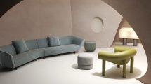 صحنه آماده سه بعدی داخلی خانه مدرن BeInspiration 66