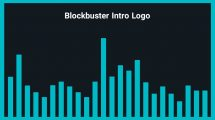 موزیک زمینه لوگو Blockbuster Intro Logo