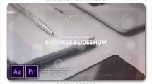 پروژه افترافکت اسلایدشو شرکتی Business Corporation Slideshow