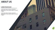 پروژه افترافکت پرزنتیشن شرکتی Corporate Presentation