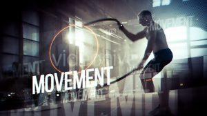 پروژه افترافکت تیزر تبلیغاتی بدنسازی Fitness Vision