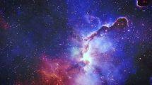 فوتیج حرکت در فضا In Space