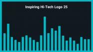 موزیک زمینه لوگو هایتک Inspiring Hi-Tech Logo 25