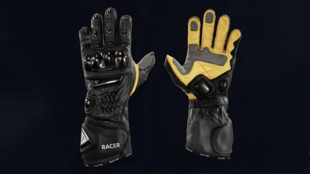 مدل سه بعدی دستکش مسابقه ماشین Race Glove