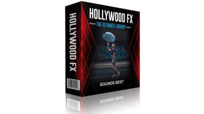 مجموعه افکت صوتی سینمایی Ultimate Hollywood SFX