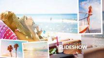 پروژه افترافکت اسلایدشو تعطیلات تابستانی Summer Holidays Slideshow