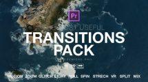 پروژه پریمیر مجموعه ترانزیشن کاربردی The Most Useful Transitions
