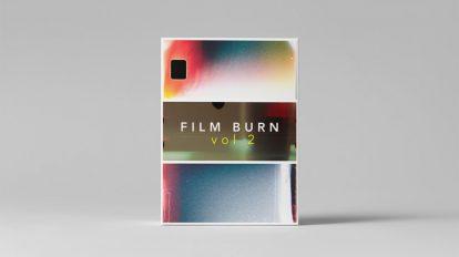 مجموعه فوتیج افکت فیلم Tropic Colour Film Burn Vol 2
