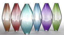مجموعه مدل سه بعدی گلدان Vases 2