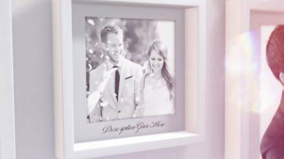 پروژه افترافکت گالری عکس عروسی Wedding Photos Gallery