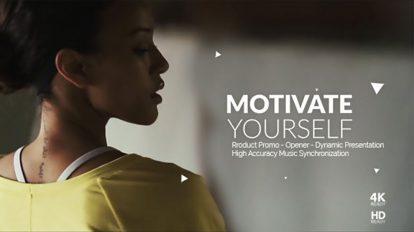 پروژه افترافکت افتتاحیه انگیزشی Workout Motivation Opener