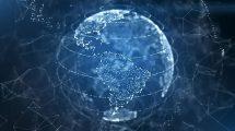 پروژه افترافکت تریلر با سیاره دیجیتالی Cosmos 2