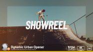 پروژه افترافکت افتتاحیه تبلیغاتی Urban Opener