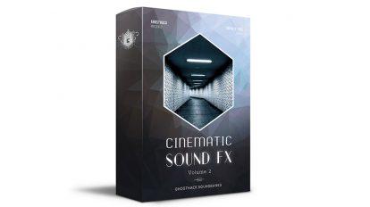 مجموعه افکت های صوتی سینمایی Cinematic Sound FX 2