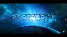 پروژه افترافکت اینترو کهکشانی Hyperdrive Intro