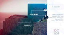 پروژه افترافکت اسلایدشو انگیزشی Inspire Slideshow