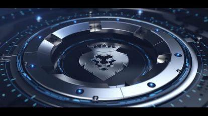پروژه افترافکت نمایش لوگو هایتک Metal Technology Logo
