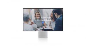 پروژه افترافکت پرزنتیشن با صفحه نمایش Pro Display Presentation