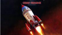 مدل سه بعدی موشک کارتونی The Ceres Paradox Toon Rocket