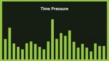 موزیک زمینه الکترونیک Time Pressure
