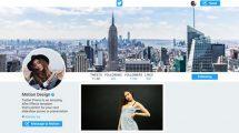پروژه افترافکت تیزر تبلیغاتی توییتر Twittter Promo