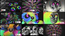 پروژه افترافکت ویژوالایزر موزیک 3D Music Visualizer