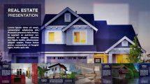 پروژه افترافکت تیزر تبلیغاتی Elite Real Estate Promo