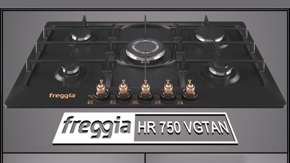 مدل سه بعدی گاز رومیزی Freggia HR 750