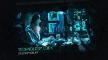 پروژه افترافکت اسلایدشو نظامی Military Digital Slideshow