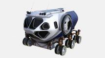 مدل سه بعدی وسیله نقلیه اکتشاف فضایی Nasa Space Exploration Vehicle