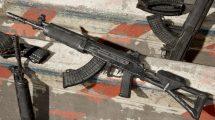 مدل سه بعدی اسلحه Sako RK95TP