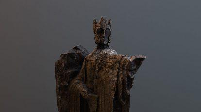 مدل سه بعدی مجسمه Argonath Statue Photoscan