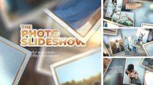 پروژه افترافکت اسلایدشو عکس The Photo Slideshow
