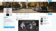 پروژه افترافکت تیزر تبلیغاتی توییتر Twitter Promo