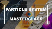 دوره آموزشی ساخت سیستم پارتیکلی سه بعدی در بلندر