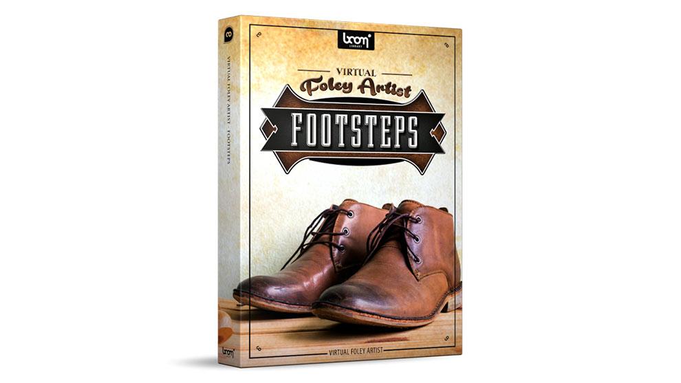 مجموعه افکت صوتی قدم زدن Footsteps Sound FX