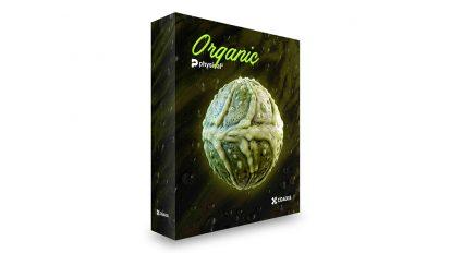 مجموعه تکسچر ارگانیک Physical 3 Organic