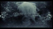 پروژه افترافکت تریلر سینمایی Dark Side Cinematic Promo Trailer