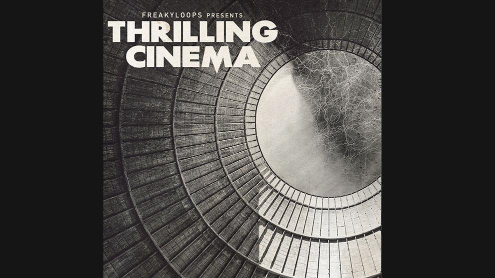 مجموعه افکت صوتی لوپ سینمایی Freaky Loops Thrilling Cinema