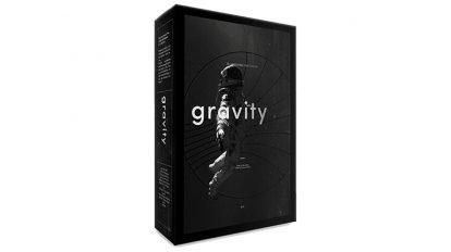 مجموعه افکت صوتی سینمایی Epic Stock Media Gravity