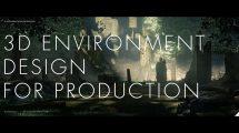 دوره آموزشی طراحی محیط سه بعدی در بلندر