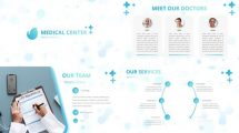 پروژه افترافکت اسلاید پرزنتیشن پزشکی Medical Presentation Slides
