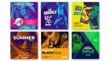 پروژه افترافکت پست اینستاگرام تیزر تبلیغاتی Product Promo Instagram Post V24